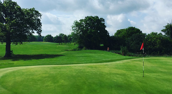 Horsham golf & Fitness hole-12 | Sussex Golf