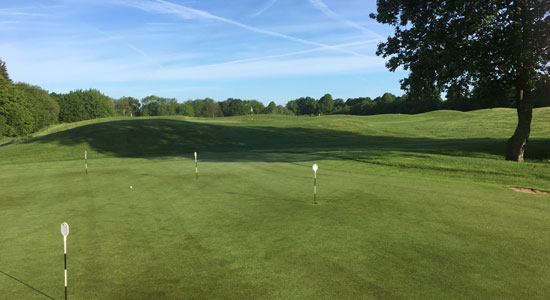 Horsham Golf and fitness-putting-green | Sussex Golf