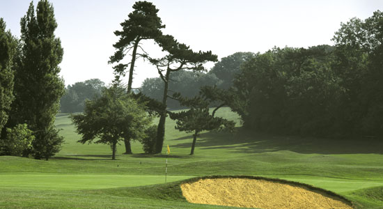 Hill-barn Golf Course | Sussex Golf