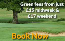 Rookwood Golf Course geen fees | Sussex Golf