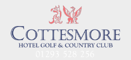 Cottesmore Hotel, Spa & Golf Club logo | Sussex Golf