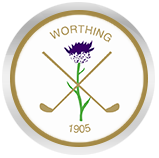 Worthing Golf Club Logo | Sussex Golf