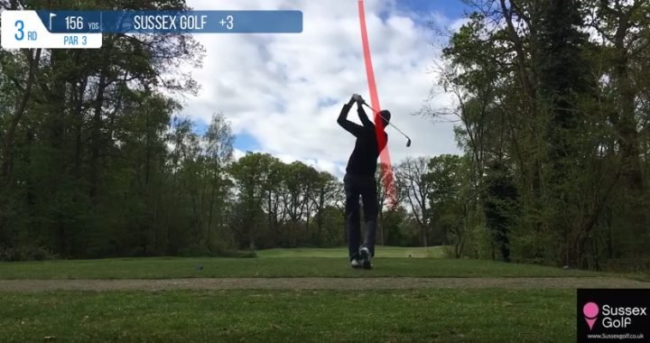 Horsham Golf and fitness shot tracer app | Sussex Golf